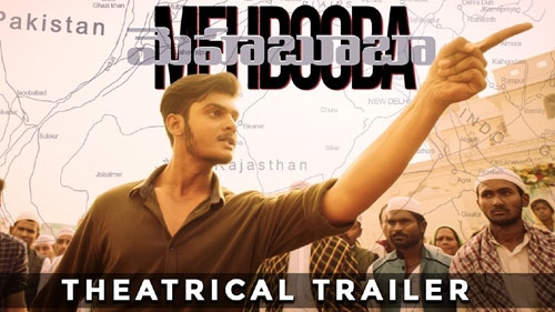 mehbooba theatrical trailer