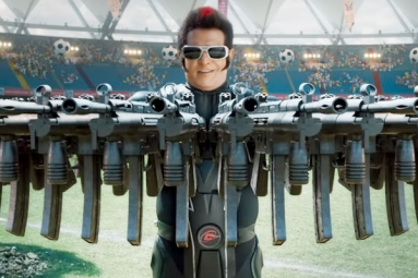 2.0 Theatrical Trailer: Shankar Stuns with his Vision