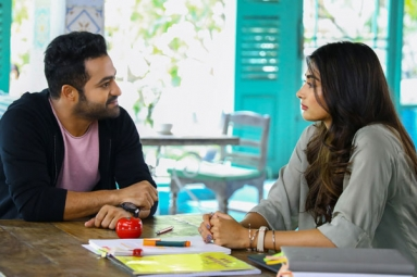 Aravindha Sametha Veera Raghava First Day Collections
