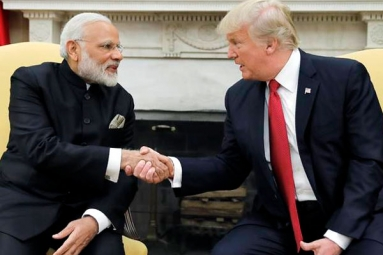 India Invites Donald Trump to be Republic Day Chief Guest in 2019