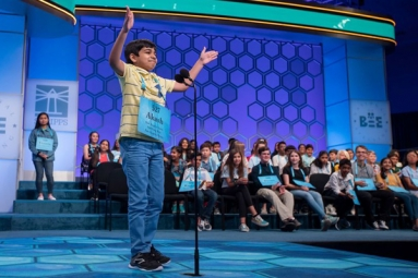 How Indian Americans Dominated the National Spelling Bee Since 1998