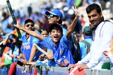 Indians Not Selling Their World Cup Final Tickets Despite Exit of Kohli's Men, Lord's May Witness a 'Sea of Blue'