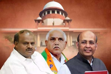 Supreme Court Orders Karnataka Floor Test, With Out Secret Ballot