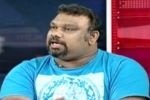 Kathi Mahesh left shocked in a Live Debate