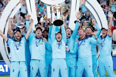 England Win Maiden World Cup Title After Super over Drama