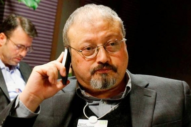 Slain Saudi Journalist Jamal Khashoggi on Time's Person of the Year List