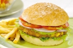 Tasty Corn and Chickpea Burger Recipe