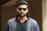 Shocking Remuneration for Varun Tej