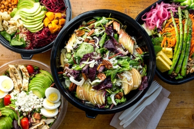 5 Quick and tasty Lunch Salad Recipes you can enjoy on a busy work day