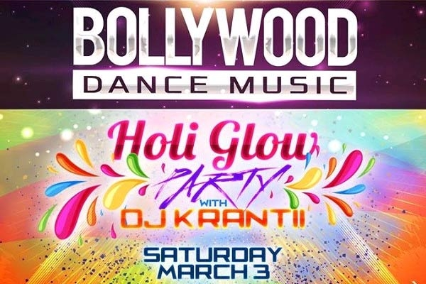 Bollywood Dance Music - Holi Glow Party
