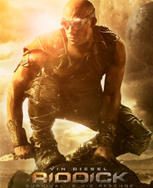 Riddick Movie Review